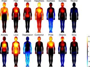 感情と身体